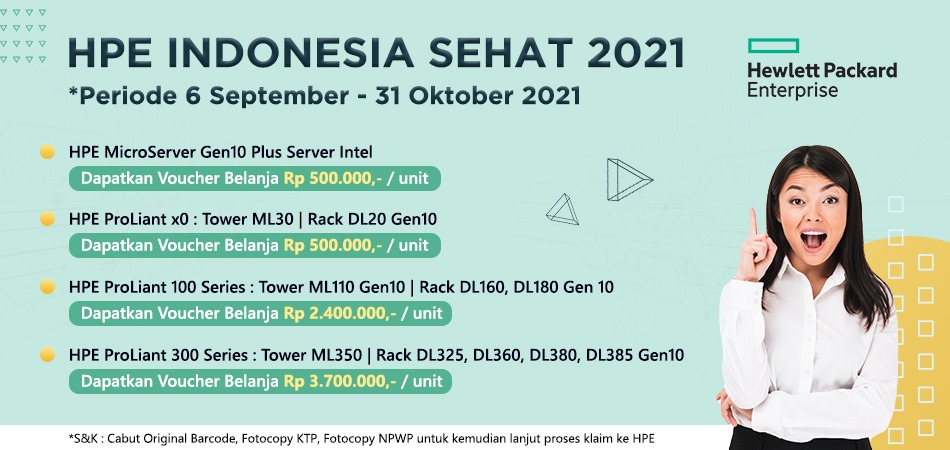 HPE INDONESIA SEHAT 2021