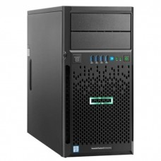 Server HPE ML30 G10 4LFF NHP CTO, Intel® Xeon® E-2124 (4-Core), 1x8 GB, HDD 1x1TB Non Hotplug P06760-B21