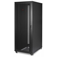 AR2587, APC Netshelter SV 48U 800mm Wide x 1200mm Deep Enclosure with Sides Black