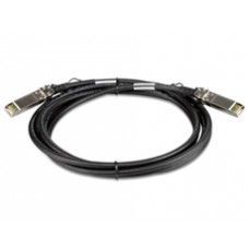 D-Link 10-GbE SFP+ 3m Direct Attach Cable for all D-Link 10GbE switches, DEM-CB300S