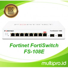 Fortinet FortiSwitch FS-108E, FC-10-WP18E-247-02-12