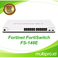 Fortinet FortiSwitch FS-148E, FC-10-S148E-247-02-12