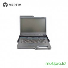"Vertiv KVM CFP185KMM16-202, 18.5"" LCD Tray with 16 Port KVM"