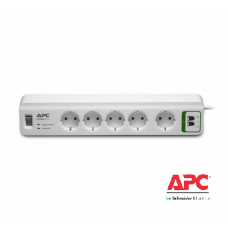 PM5T-GR APC Essential SurgeArrest 5 outlets with Phone Protection 230V Germany