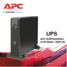 SURTD3000XLI, APC Smart-UPS RT On-Line, 2100 Watts /3000 VA