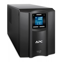 SMC1500I, APC Smart-UPS C, 900 Watts / 1500 VA