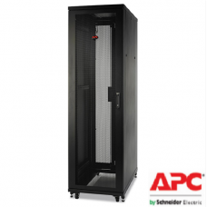 AR2507, APC Netshelter SV 48U 600mm Wide x 1200mm Deep Enclosure with Sides Black