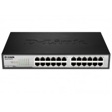 24 Port 10/100/1000 Mbps Unmanaged Switch