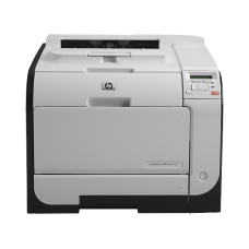 HP Laser Jet Pro-400 M451nw, CE956A
