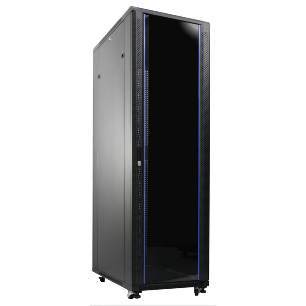 ir6020g indorack standing close rack 19 20u depth 600mm