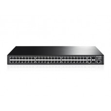 Managed Switch L2 TL-SL3452(UN) 48-Port 10/100Mbps + 4-Port Gigabit