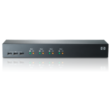 HP 1x4 USB/PS2 KVM Cnsl Switch ( AF611A )