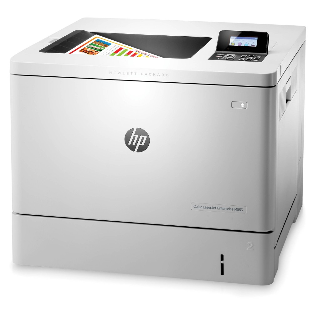 hp laserjet enterprise 500 color m553 series a4 size b5l25a. Black Bedroom Furniture Sets. Home Design Ideas