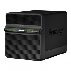 Synology DiskStation Home to Small Office DS414j