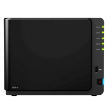 Synology DiskStation Home to Business Workgroup DS414