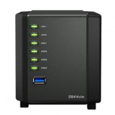 Synology DiskStation Home to Small Office DS414slim